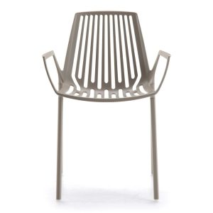 RION armchair - Pearly Gold