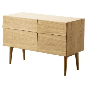 Reflect sideboard storage - cabinet - medium - Oak