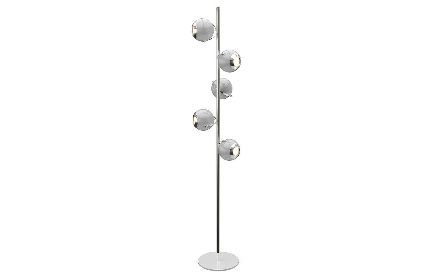 Scofield floor lamp – White