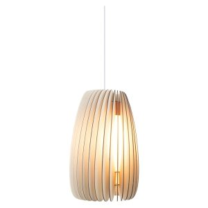 Secundrum Pendant Light - Medium - Natural