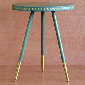 Shamsian Stud Side Table