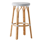Simone-bar-stool-grey-white-dot