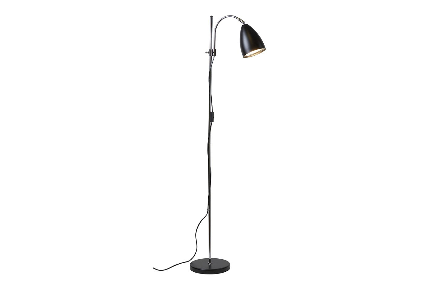 Sway floor lamp – Black