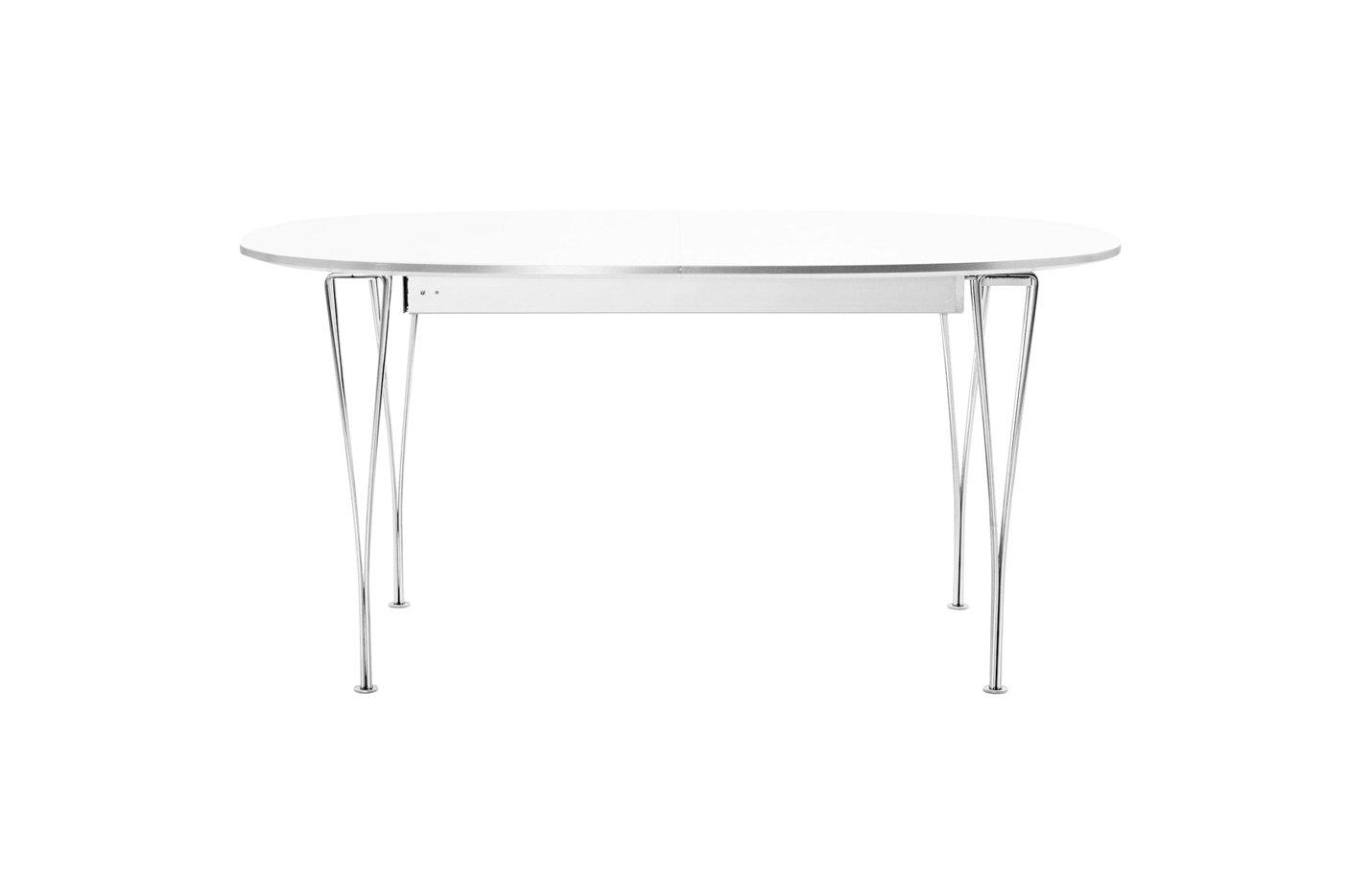 Table Series – White – span legs
