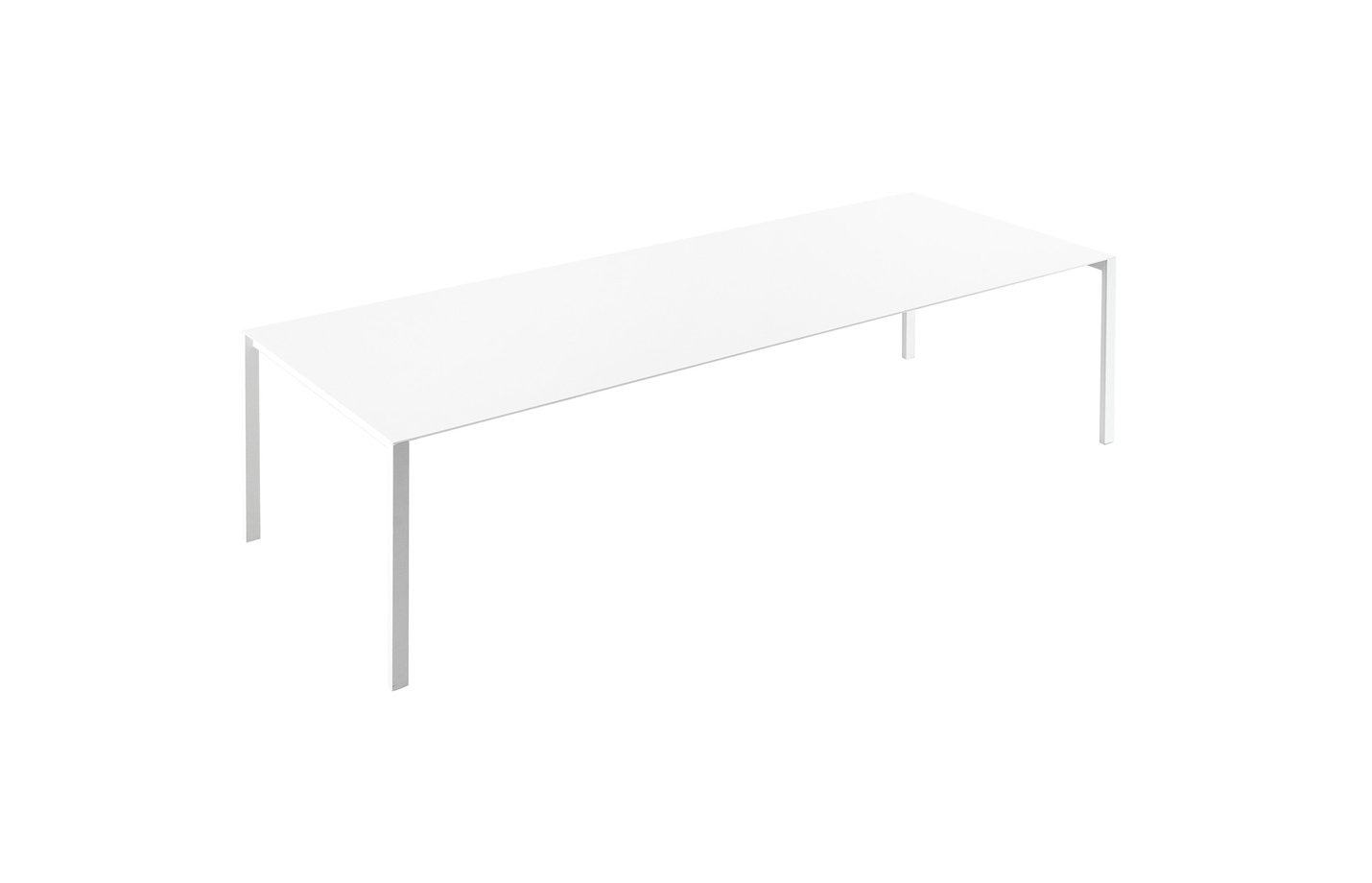 Thin k – Outdoor Table – Large – White