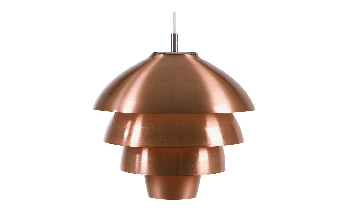 Valencia pendant light – copper