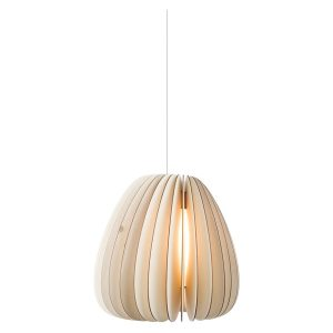 Volum Pendant Light - Large - Natural