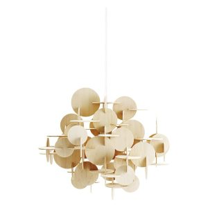 Bau Pendant Light - Nature