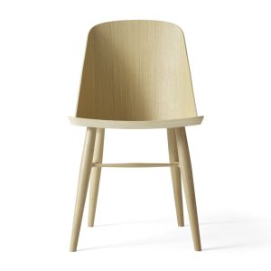 synnes dining chair - natural - oak