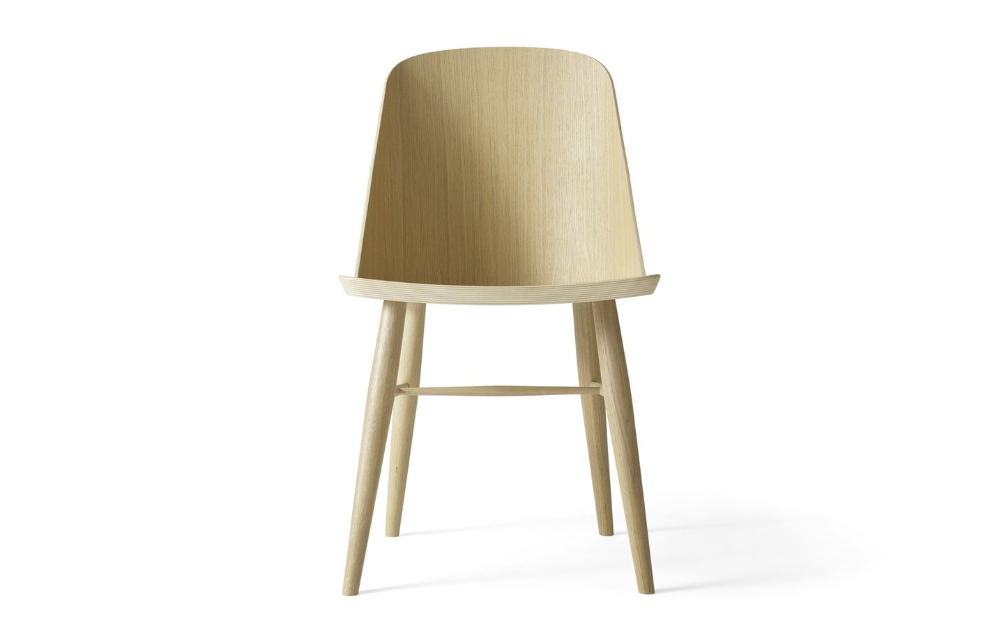 synnes dining chair – natural – oak