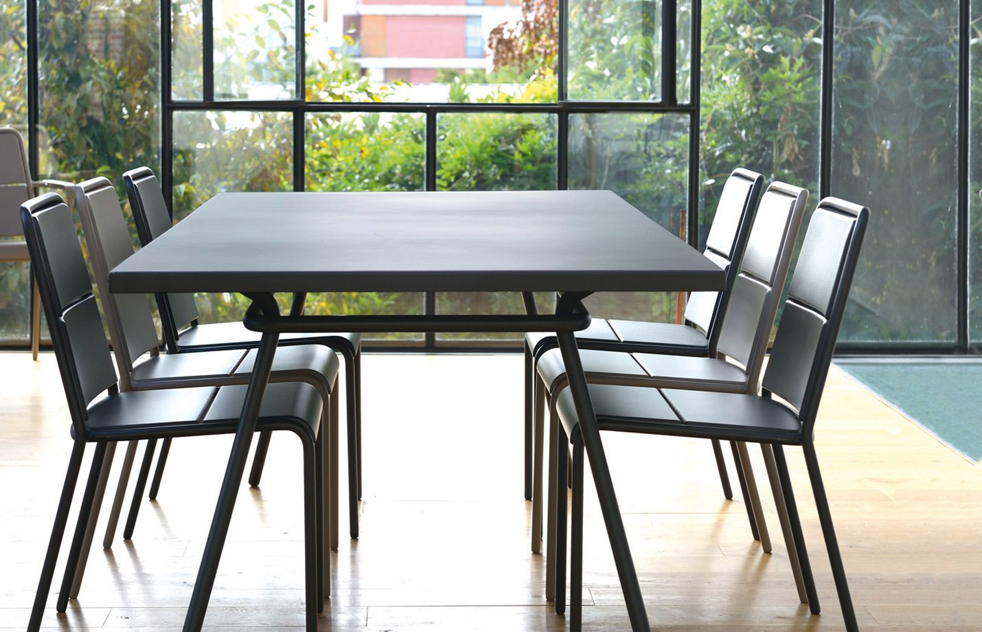 A600 Extension Dining Table