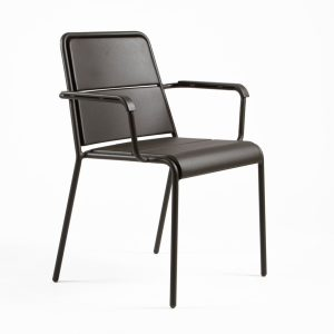 Armchair - Charbon Dining Chair