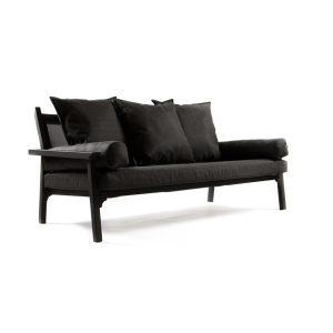 Classique Sofa - Charbon