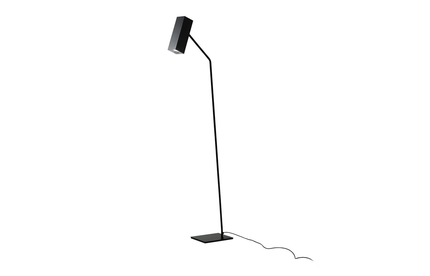 Dejavu Floor Lamp – Black