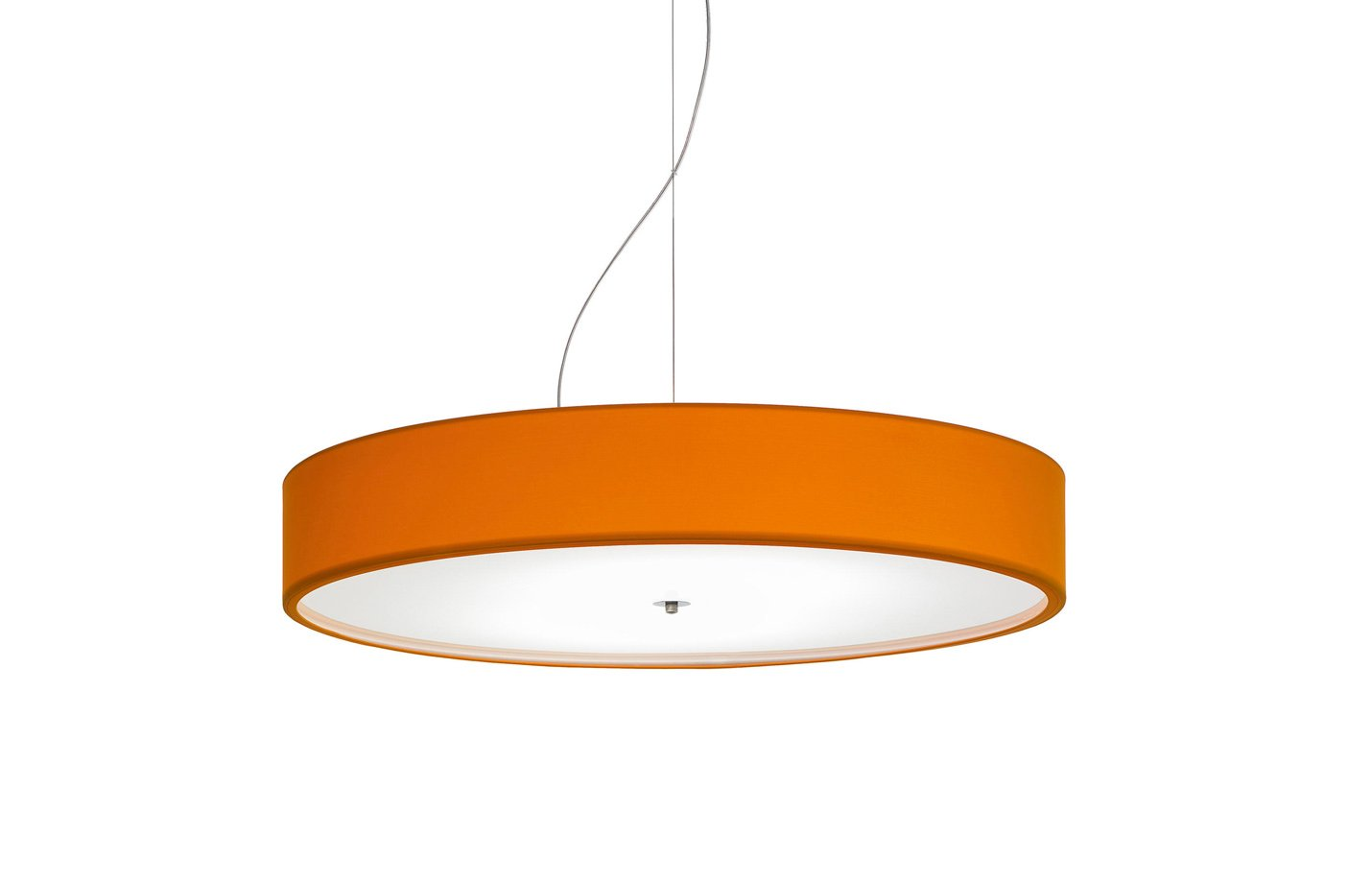 Discovolante Pendant Light – Orange