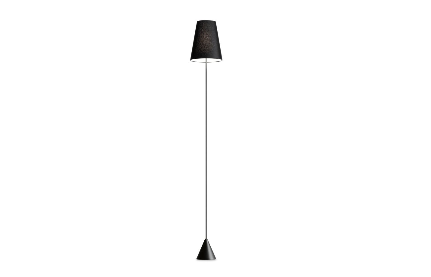 Lucilla Floor Lamp – Black