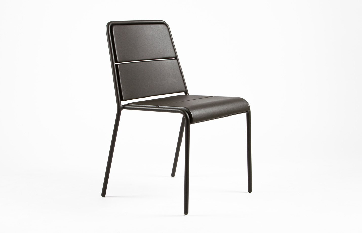 A600 Sidechair Charbon dining chair