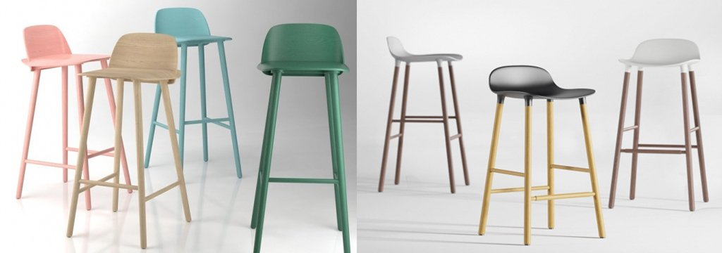 Fine Bar Stools Modern Bar Stools Counter Stools Fabiia Pabps2019 Chair Design Images Pabps2019Com