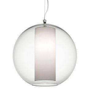 Bolla Pendant Light - White