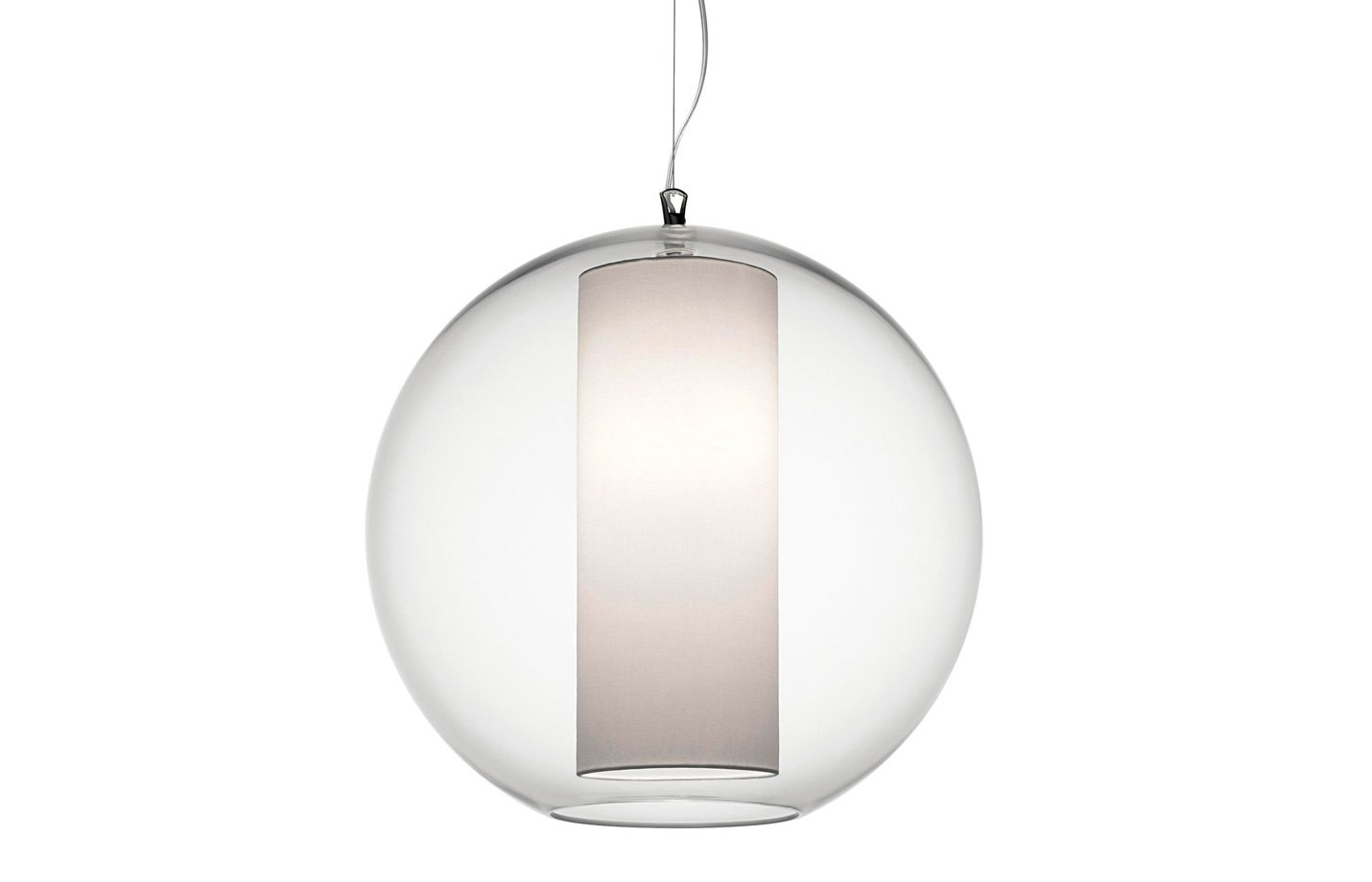 Bolla Pendant Light – White