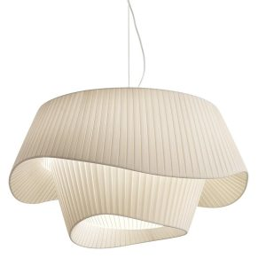 Coco Pendant Light - White