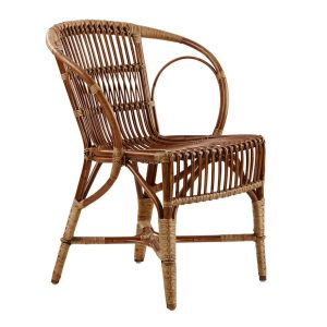 Wengler Rattan Chair - Antique