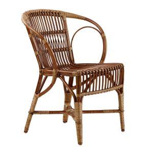Wengler Rattan Chair - Antique