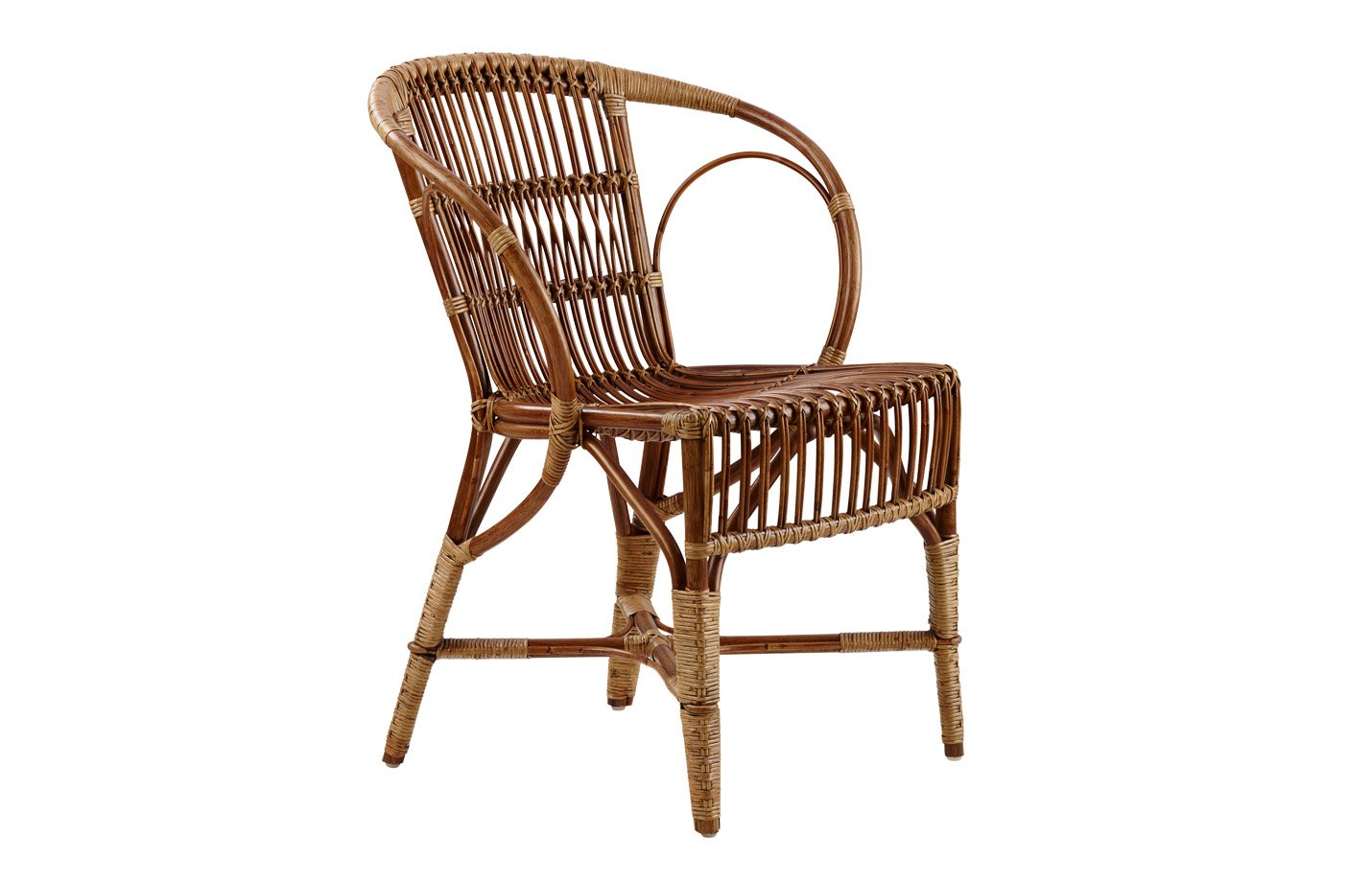 Wengler Rattan Chair – Antique