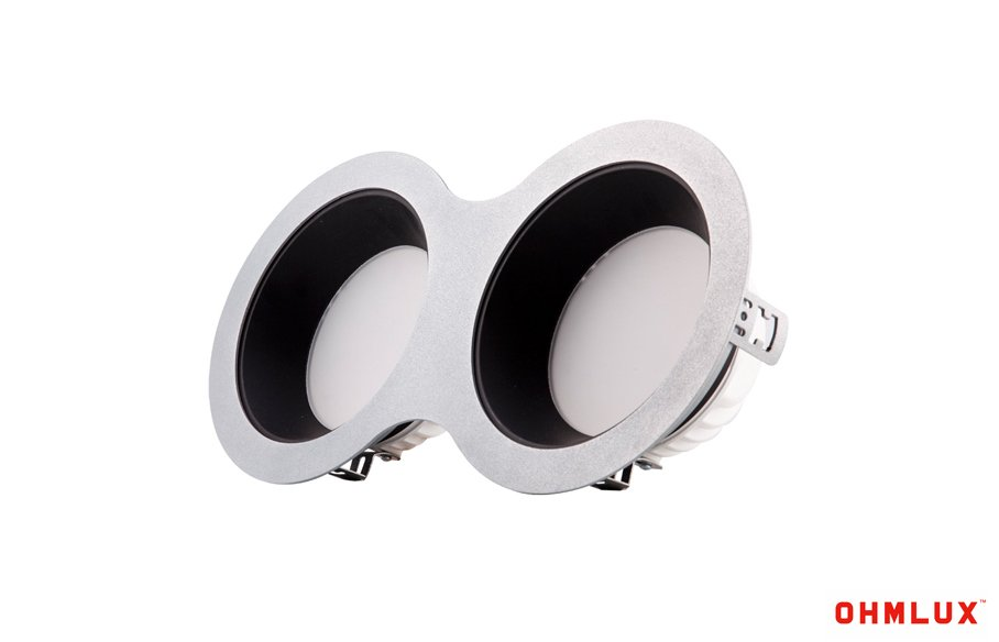 Isik Double LED Downlight