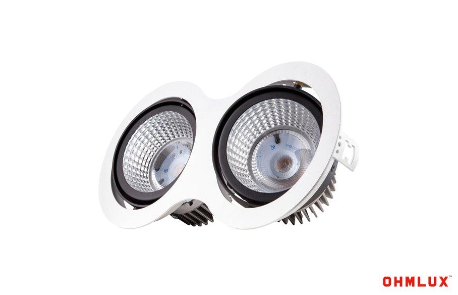Valo Double COB LED Spotlight