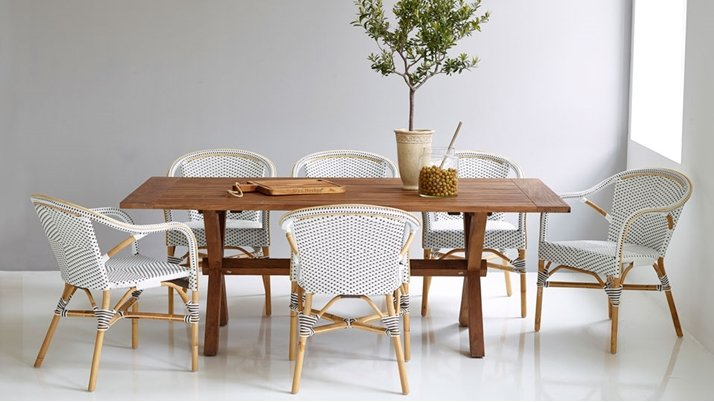 Madeline Chair - Colonial Table