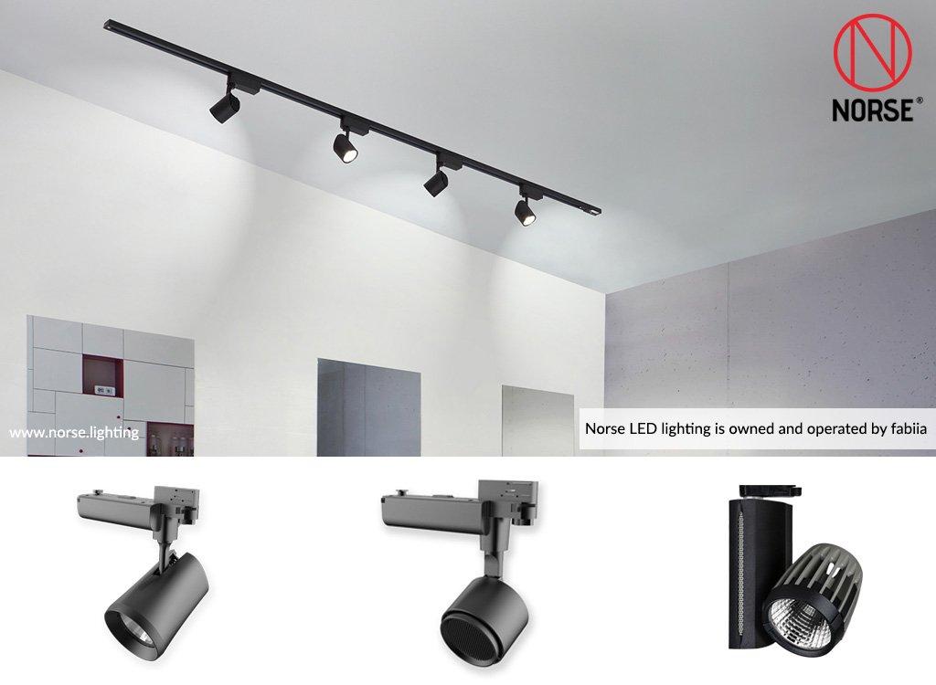 Led Track Lighting Light