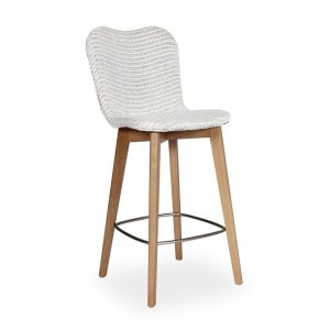 Lily Counter stool oak base