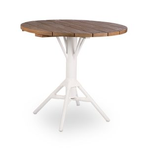 Nicole-Cáfe-Table-Ø80cm-white