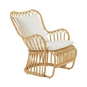 Tulip-exterior-lounge-chair-natural-back-cushion