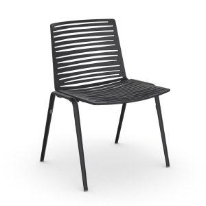 Zebra-Chair-Black