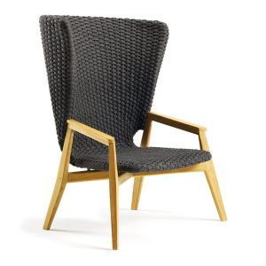 Knit-high-back-lounge-armchair-1