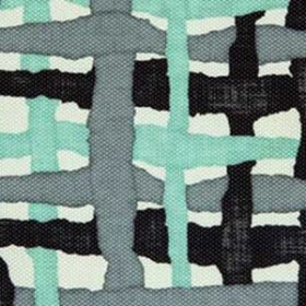 Polyester Rubelli Gris Sauge